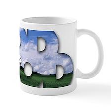 God is Good Blue Skies Mug