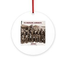 Airmen41 Round Ornament