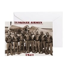 Airmen41 Greeting Card