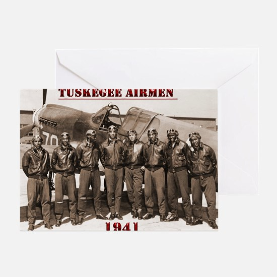 Airmen41 Greeting Card