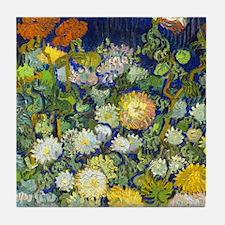 Frame VG Bouquet Tile Coaster