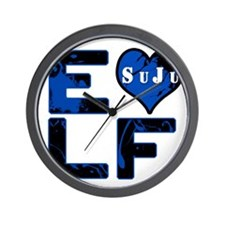 ELF - SuJu Wall Clock