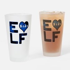 ELF - SuJu Drinking Glass