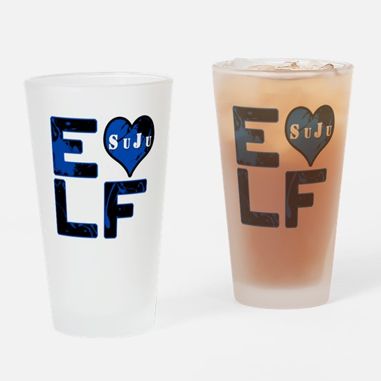 ELF - SuJu Drinking Glass