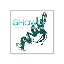 "Shawol Square Sticker 3"" x 3"""
