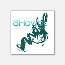 "Shawol Square Sticker 3"" x 3"""