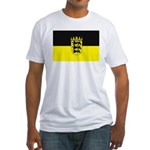 Baden Württemberg Fitted T-Shirt