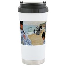Frame Monet Trouville Travel Mug