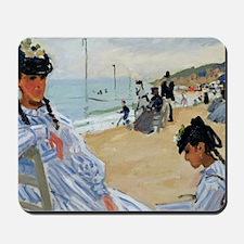 Frame Monet Trouville Mousepad