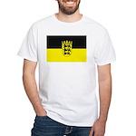 Baden Württemberg White T-Shirt