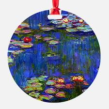 NC Monet WL1916 Ornament