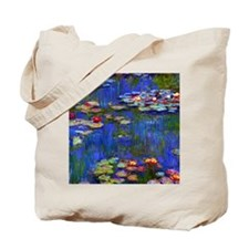 Frame Monet WL1916 Tote Bag