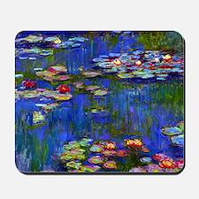 Frame Monet WL1916 Mousepad