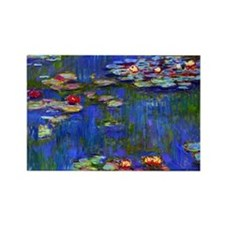 Frame Monet WL1916 Rectangle Magnet