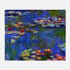Frame Monet WL1916 Throw Blanket