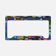 PillowC Monet WL1916 License Plate Holder