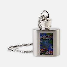 Inc Monet WL1916 Flask Necklace