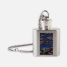 443 Monet WL1916 Flask Necklace