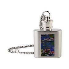J Monet WL1916 Flask Necklace