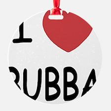 BUBBA Ornament