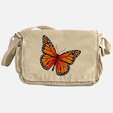 monarch-butterfly Messenger Bag