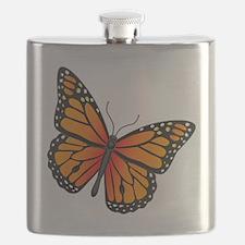 monarch-butterfly Flask