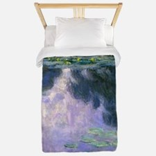 Monet Shower Twin Duvet