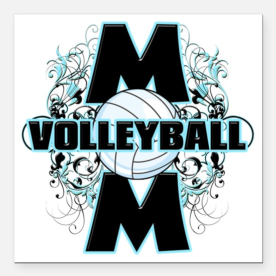 Volleyball Mom Car Magnets CafePress - Custom sport car magnetsvolleyball car magnet custom magnets for volleyball players