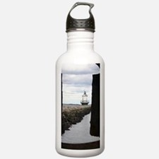 spring point light 5x8 Water Bottle