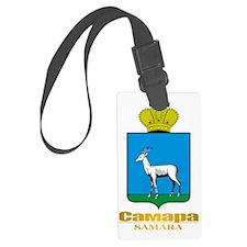 Samara COA Luggage Tag