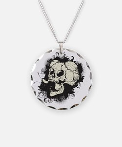 Scary Skull Necklace