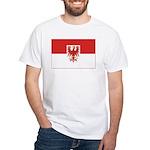 Brandenburg White T-Shirt