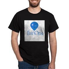 I'm One - Blue T-Shirt