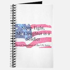 Sleep Tight, My Daughter Journal