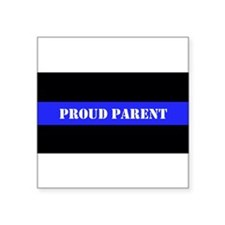 Proud Police Parent Sticker