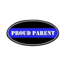Proud Police Parent Patches