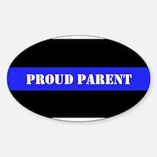 Proud Police Parent Decal