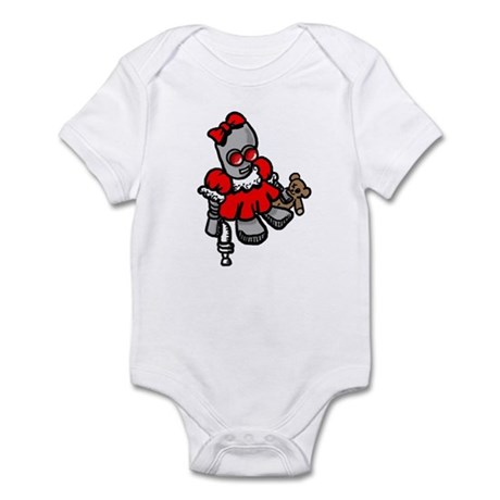 GirlBot Infant Bodysuit