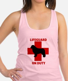 Newfoundland Dog Water Rescue Tank Top
