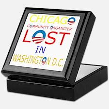 LOST CHICAGO Keepsake Box