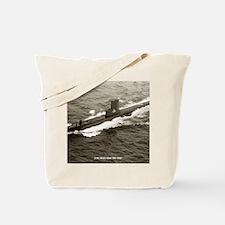segundo framed panel print Tote Bag