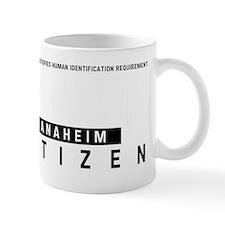 Anaheim, Citizen Barcode, Mug
