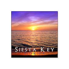 "skpostcard15 Square Sticker 3"" x 3"""