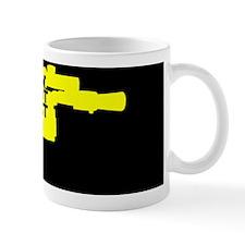 yellow long Mug