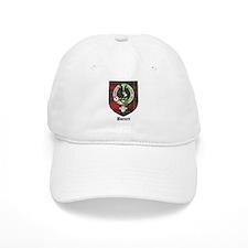 Burnett Clan Crest Tartan Baseball Cap
