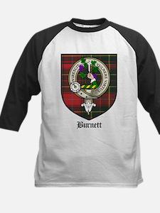 Burnett Clan Crest Tartan Tee