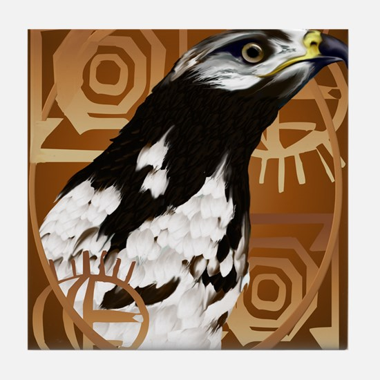 A Bird Of The Serengeti Tile Coaster
