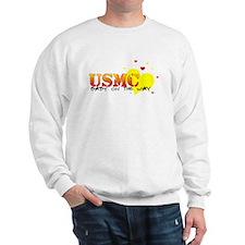 USMC baby on the way Jumper