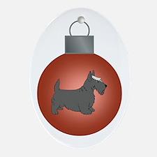STOCKING STUFFER Ornament (Oval)