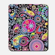 showercurtain62 Mousepad